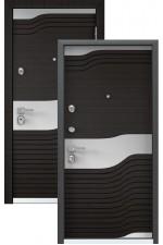 Дверь Входная PROFESSOR-4 02 PP венге поперечное NEO-2 NEO-2 венге поперечное