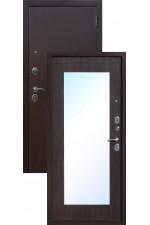 Дверь Входная Царское зеркало Maxi Медь Венге