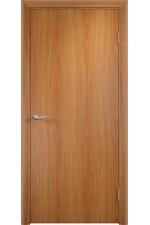 Дверь Глухая Гладкая Миланский орех
