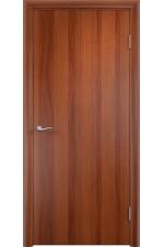 Дверь Глухая Гладкая Итальянский орех